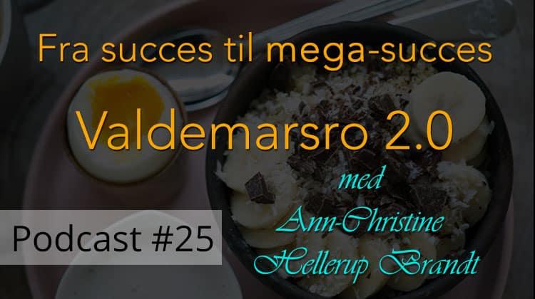 Fra succes til mega-succes - Valdemarsro 2.0