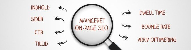 Avanceret On-Page SEO