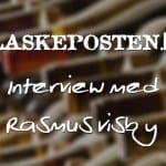 Flaskeposten.dk – Interview med serieiværksætter Rasmus Visby