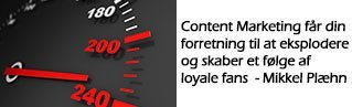 Content Marketing med Mikkel Plæhn