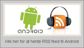Hent RSS feedet til Android