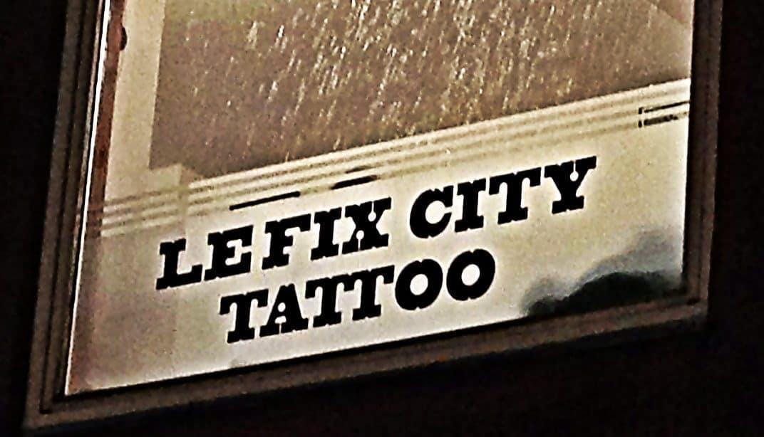 LeFixCity.Tattoo på Købmagergade