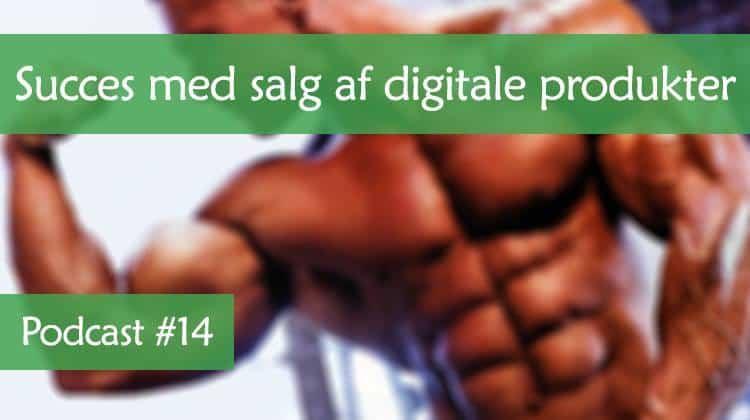 Salg af digitale produkter