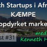 Succes med tech startup i Afrika