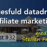 succesfuld datadrevet affiliate marketing