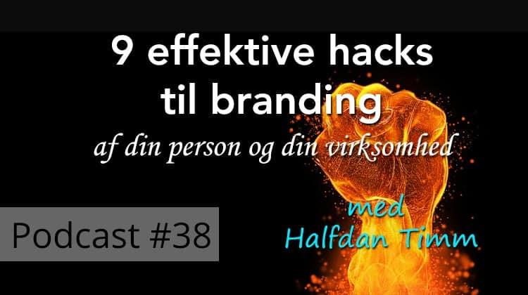 9 effektive hack til branding
