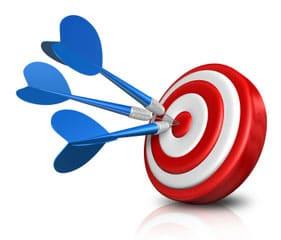 At nå sine mål med den rette målsætning